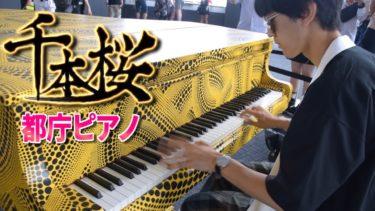 ずっと見ていたい…凄技ピアノ!